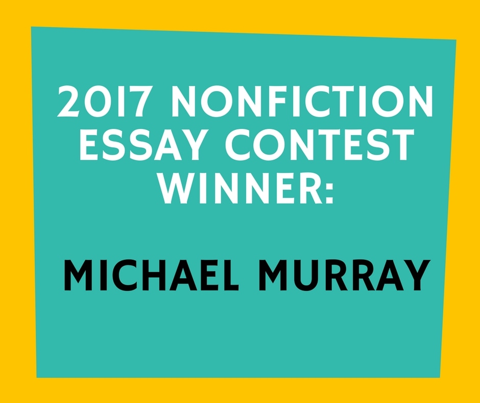 non fiction essay contest